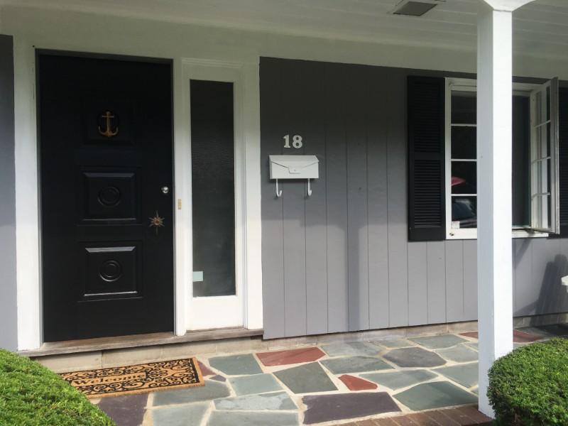 Hyannis front door