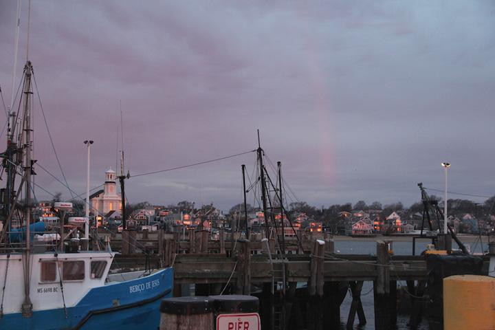 sunrise provincetown