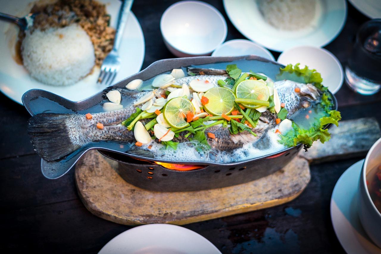 A Great Fish Restaurant In Hyannis