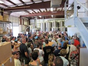 cape cod brewery tour